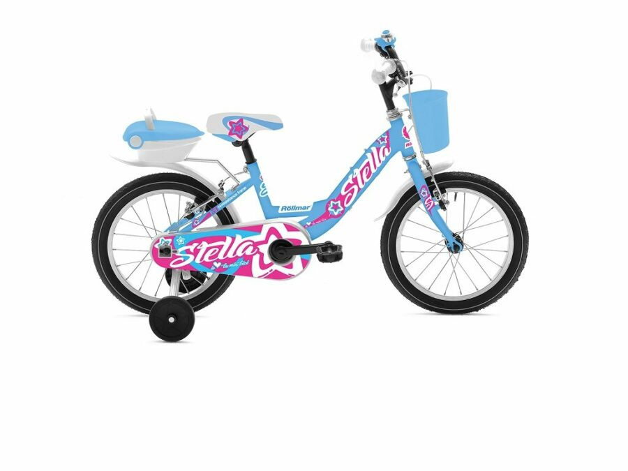 bicicletta rollmar da bimba 16 stella