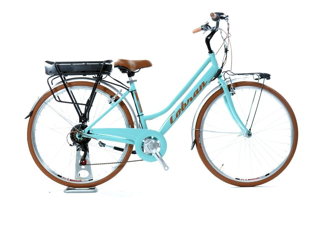 Bici elettrica Cobran Retrò 3.0