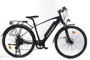 Bici elettrica Cobran trekking 2.0