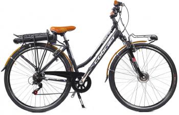 Bicicletta elettrica trekking Cobran