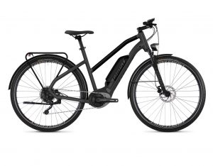 e-bike da donna motore centrale