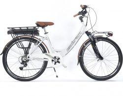 bicicletta elettrica cobran