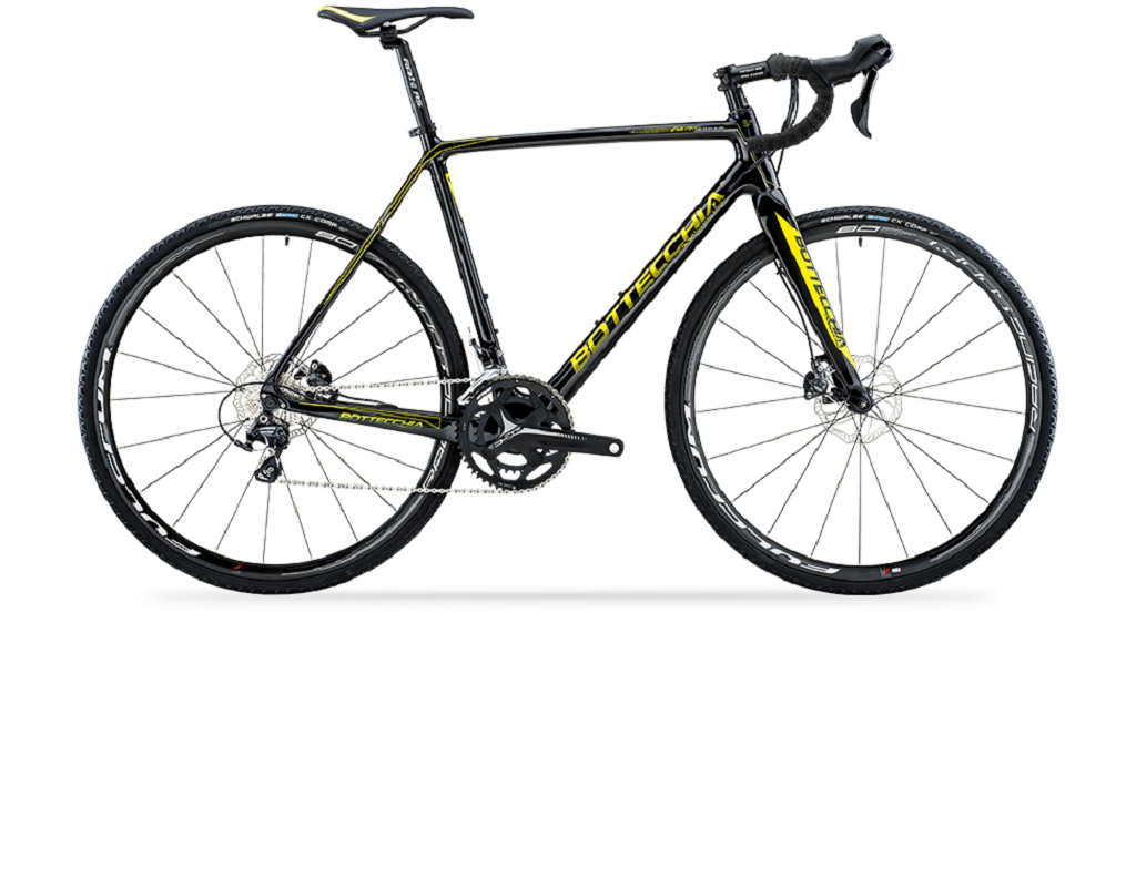Bicicletta Da Corsa Bottecchia Zolder Cross Carbon Disk